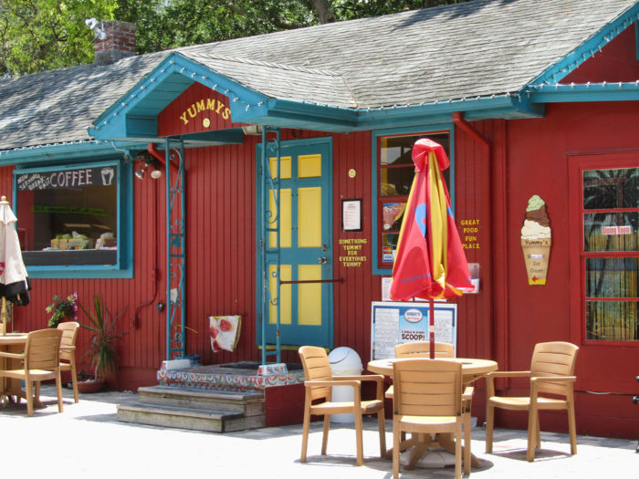 On your way to our next destination, take a little detour to the fun and funky little town of Gulfport.