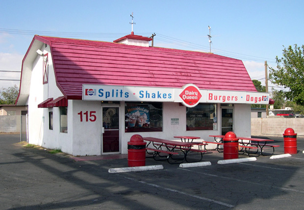 5. Dairy Queen once again becomes a pit-stop option (and thank God for that!).