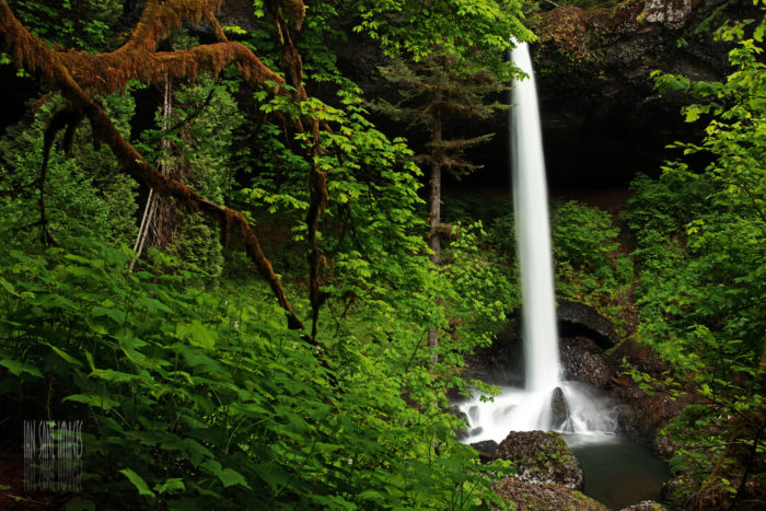 1. Hike the Trail of Ten Falls.