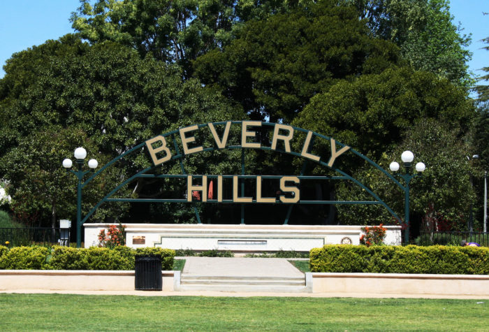 3. Have you ever been to Beverly Hills?