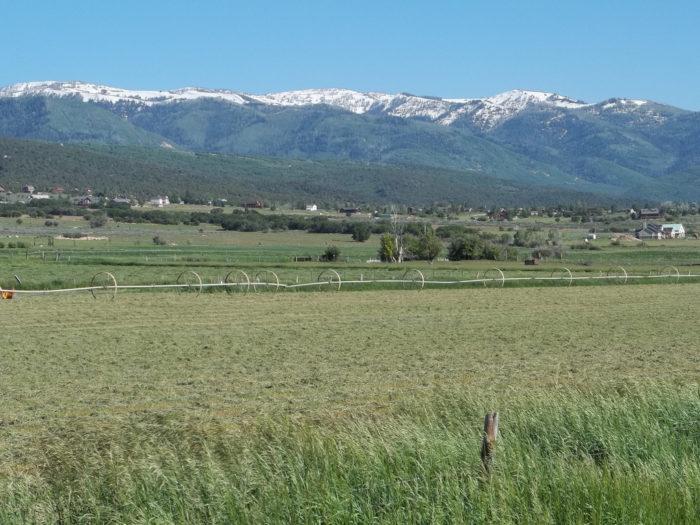 4. Fairview, Sanpete County