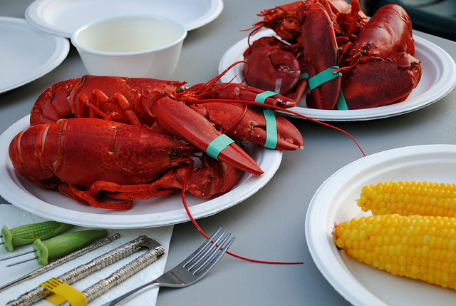 9. Don't try and suggest seafood is better anywhere else.