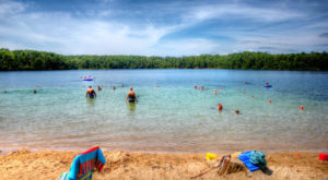 14 Swimming Spots With The Clearest, Most Pristine Water In Massachusetts