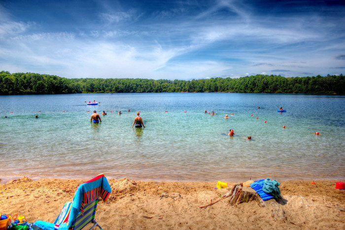 5. Lake Mansfield, Great Barrington