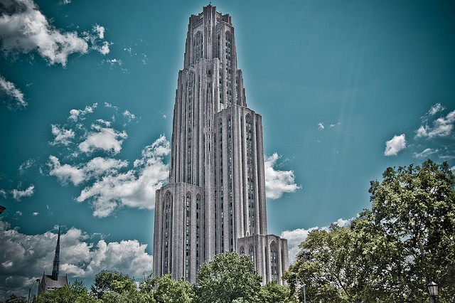 6. The Cathedral of Learning