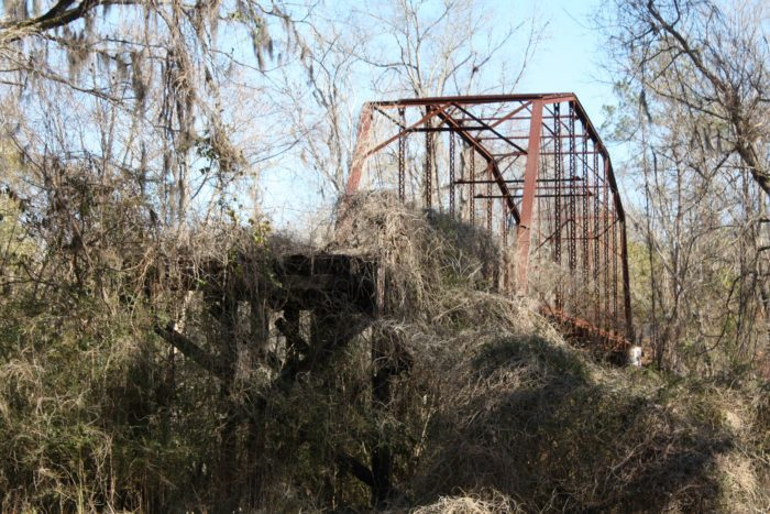 6. Hanging Bridge (East Street, Shubuta)