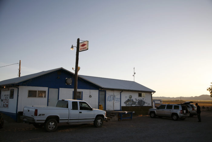 remote restaurant in nevada