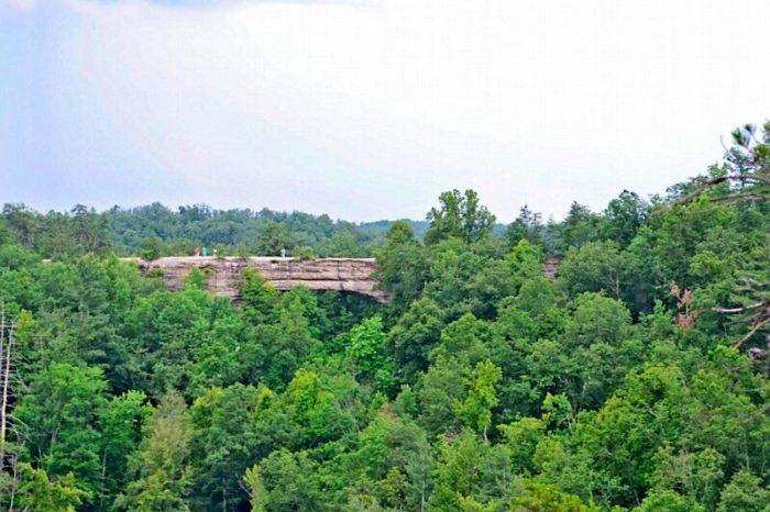 6. Natural Bridge State Resort Park, Slade