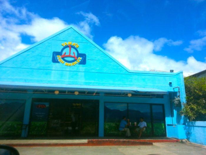 6. Yama's Fish Market, Honolulu