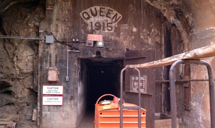 11. Queen Mine (Bisbee)