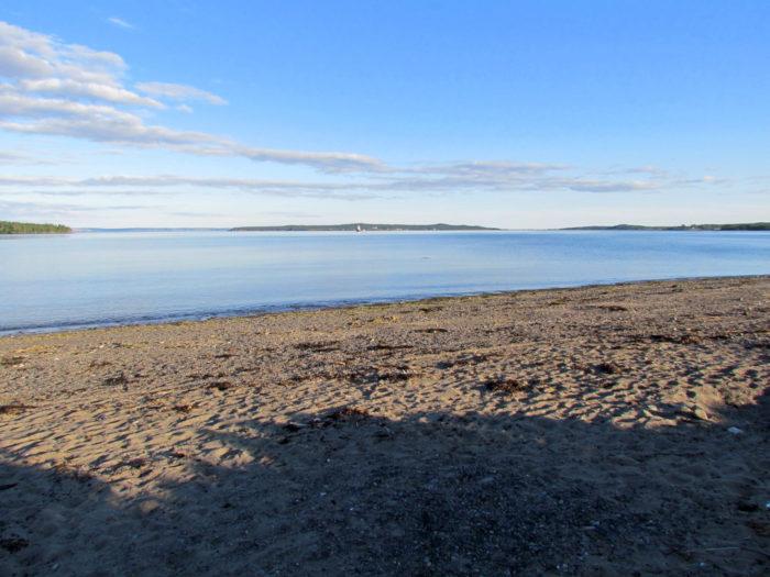 1. Mowry Beach, Lubec