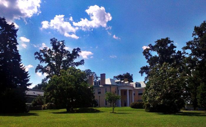 4. Bellevue Hall, Wilmington