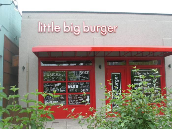 2. Little Big Burger