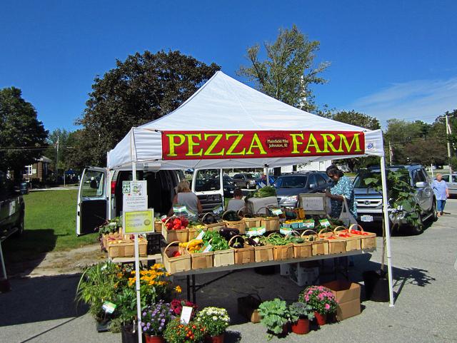 Farmers Market West Island Winter