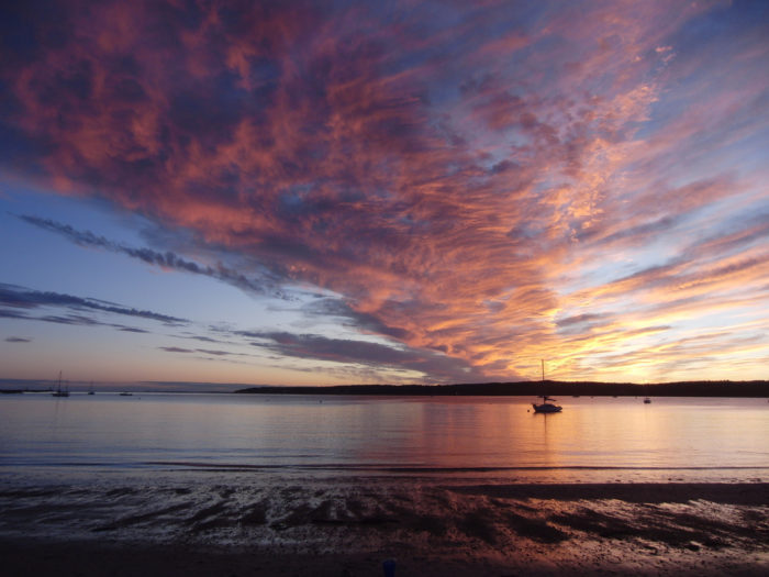 If you decide to spend the night in Gloucester, catch a sunset at beautiful Niles Beach to wrap up your day.