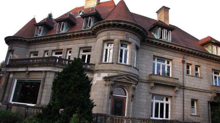 1. Pittock Mansion