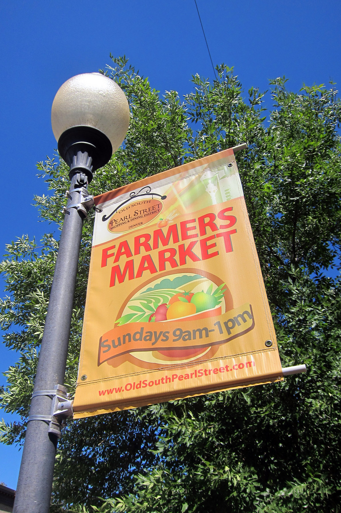 15. We support local farmers and purveyors.
