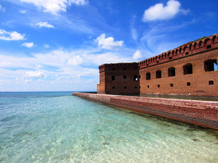 2. Fort Jefferson, Dry Tortugas National Park
