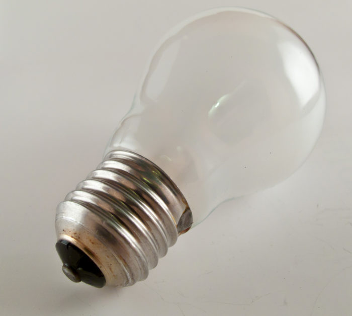 9. A lightbulb in the Livestock Exchange Building is the second longest lasting lightbulb in the world.