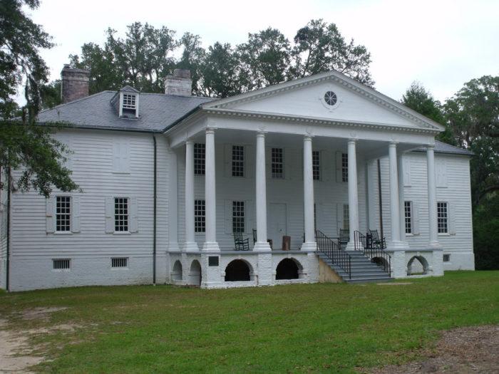 7. Hampton Plantation State Historic Site