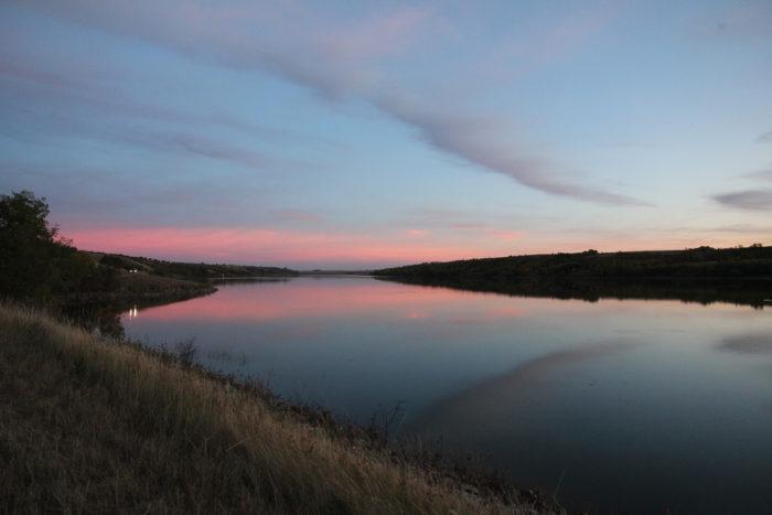 4. Des Lacs National Wildlife Refuge
