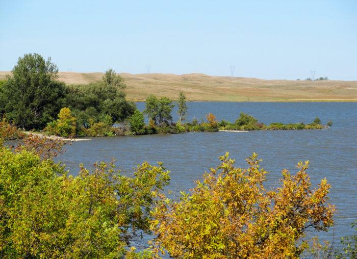 1. Old Settlers Trail - Beaver Lake State Park  - Napoleon