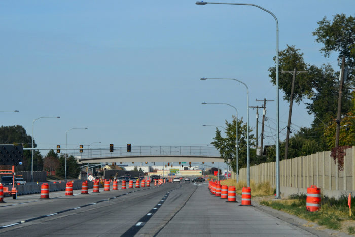 """2. When the orange cones come out in the spring and you think, """"Didn't they tear this road up last fall?"""""""