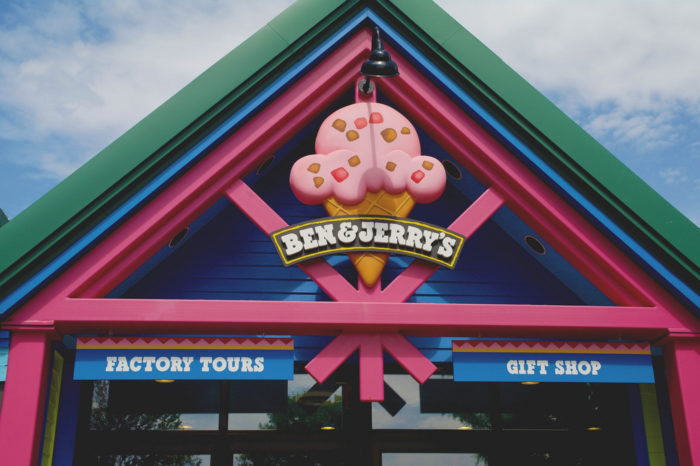 11.  Tour the Ben & Jerry's factory in Waterbury.