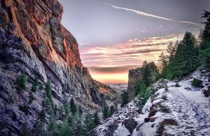 10. Eldorado Canyon State Park Trails