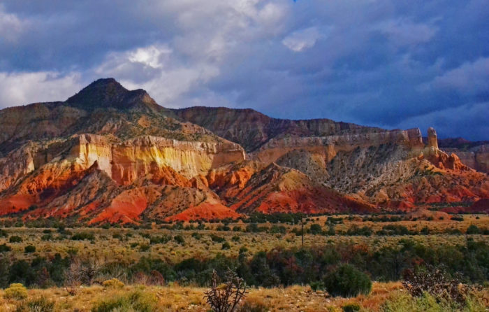 12. New Mexico is called the Land of Enchantment for a reason. Our landscapes are unparalleled.