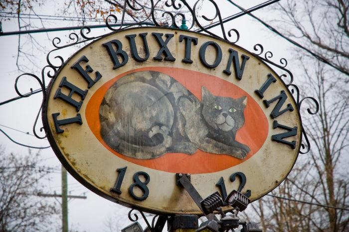 9. The Buxton Inn (Granville)