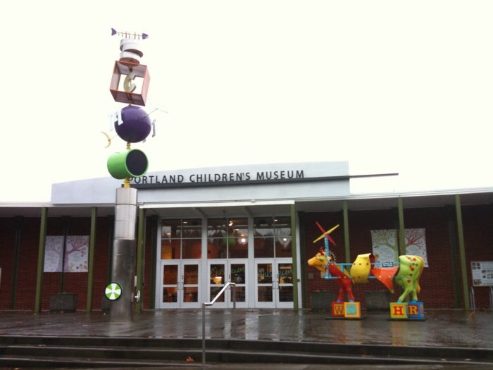 8. Portland Children's Museum