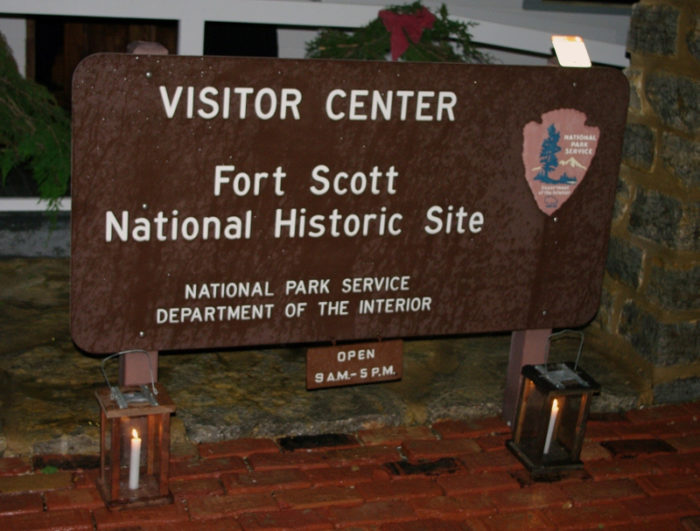 ...fascinating Fort Scott National Historic Site...