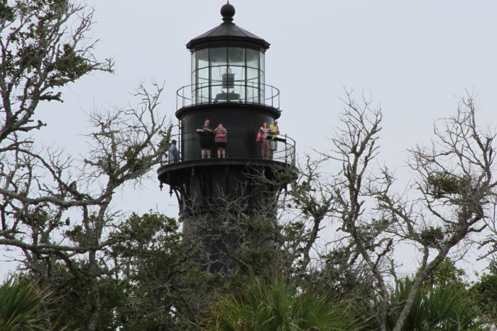 5. Climb to the top of the state's tallest tourable lighthouse.