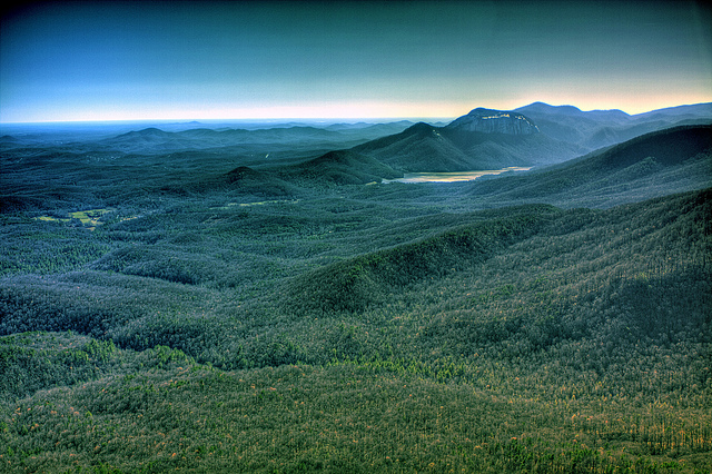 4. Take a hike and enjoy one of the best mountain views in the state.