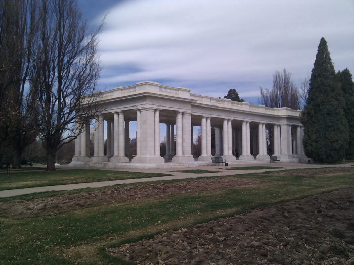 2. Ghosts of Cheesman Park