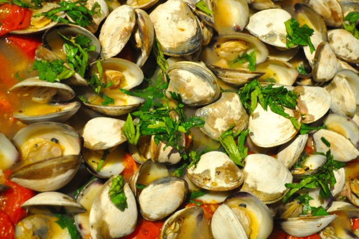 4. Clam bakes