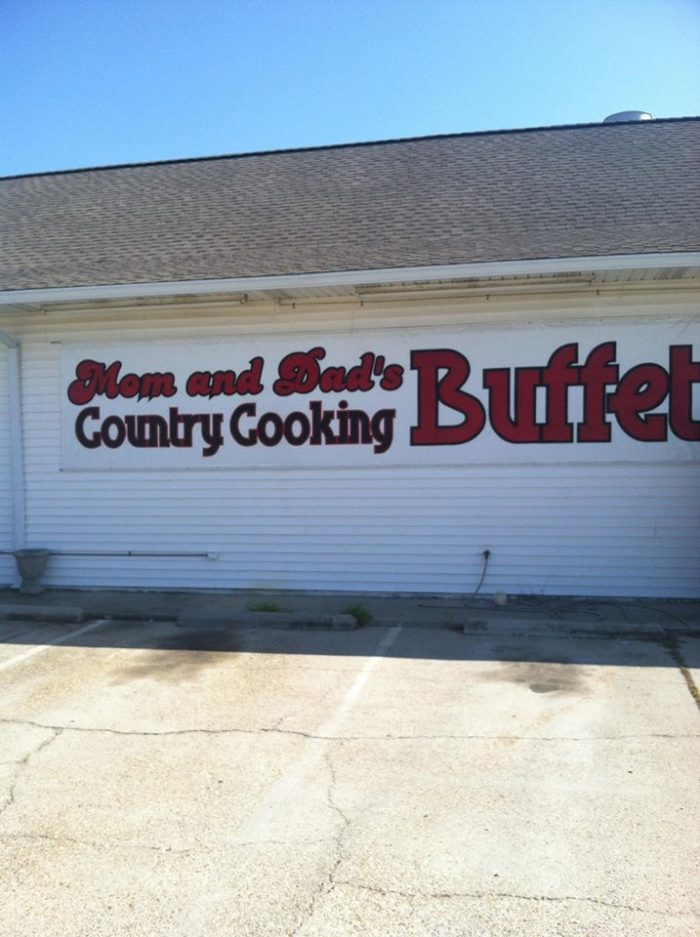 6. Mom and Dad's Country Cooking (844 US-11, Petal)
