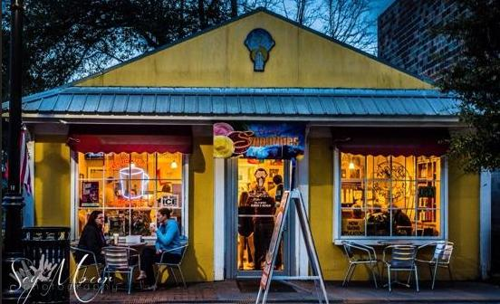 Named Mississippi's best donut shop by the Huffington Post, a trip to TatoNut is a must.