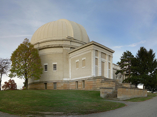7. The Allegheny Observatory