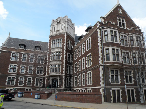 7. West Hall Castle – Community College of Allegheny County