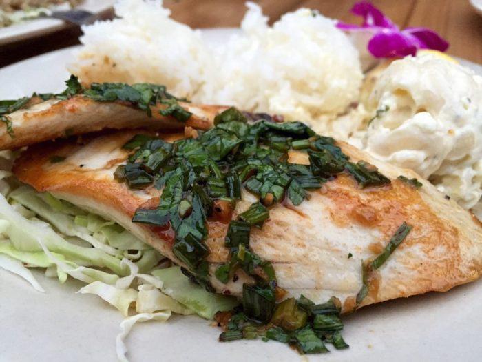 7. Aloha Mixed Plate, Lahaina #2