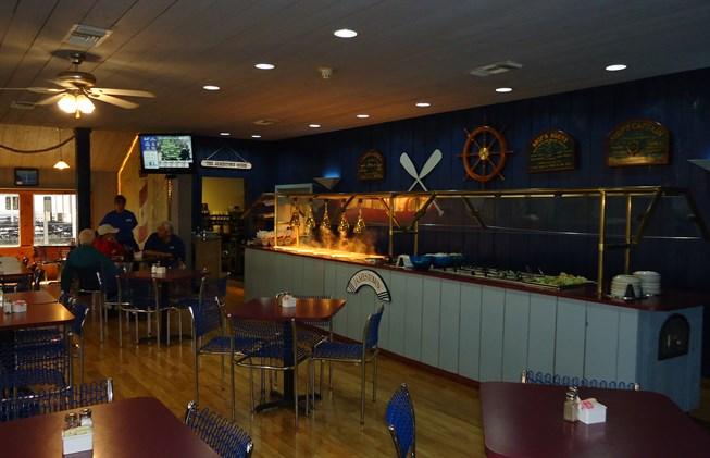7. Mariners Restaurant, Jamestown