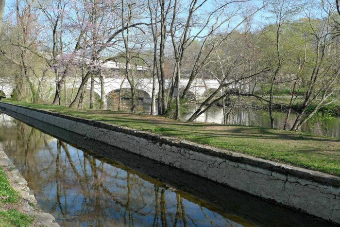 1. Brandywine Creek Park