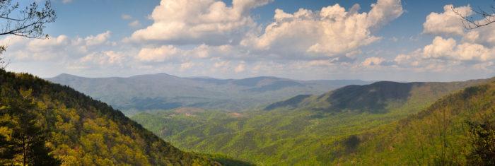 4. Fort Mountain State Park: Cool Springs Overlook—1.6 mile loop