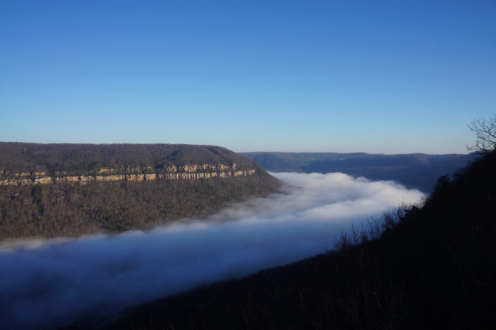 2. Tennessee River Gorge