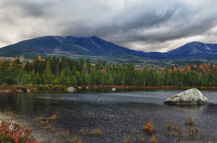 17. Test your might at Baxter State Park, Millinocket.