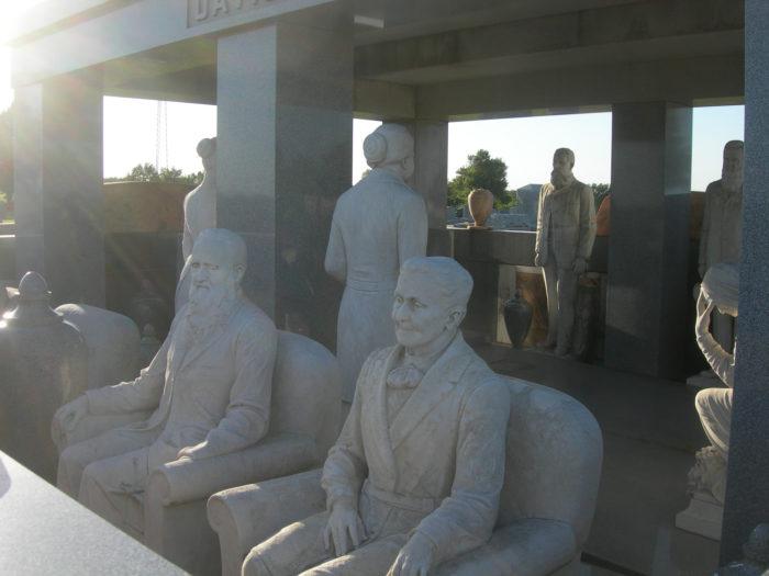 3. Davis Memorial (Hiawatha)