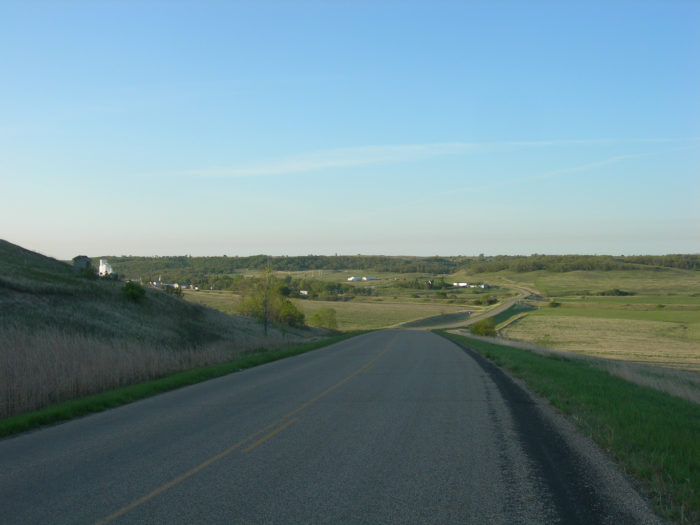 4. Take a scenic drive on one of the many official scenic byways, or just a simple country road.
