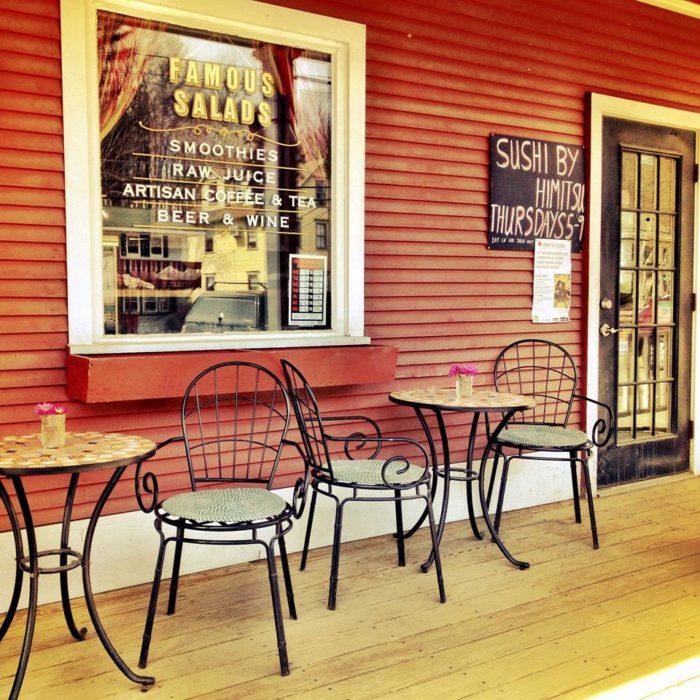 Stowe Main Street Cafe